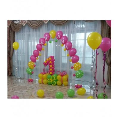 Оформление дня рождения ребенку